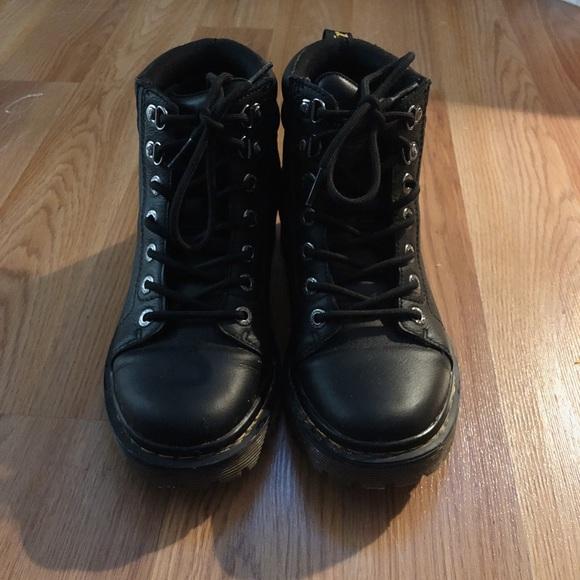 d1dc1224a83c Dr. Martens Shoes - Dr.Martens Faora Lace Up Boot